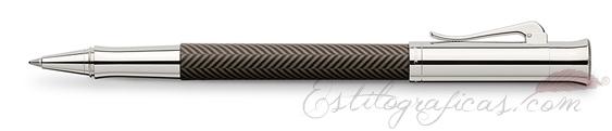 Roller Graf von Faber-Castell Guilloche Ciselé Marrón 146711
