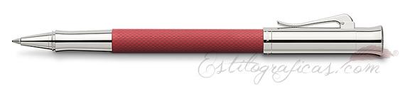 Roller Graf von Faber-Castell Guilloche Coral 146513