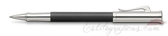 Roller Graf von Faber-Castell Guilloche Negro 146510