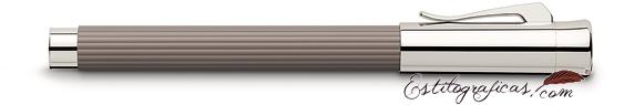 Roller Graf von Faber-Castell Initio gris cerrado