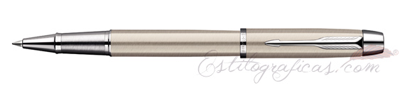 Rollerball Parker IM Acero Pulido CT S0856390