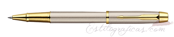 Rollerball Parker IM Acero Pulido GT S0856400