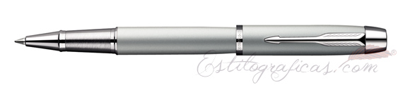 Rollerball Parker IM Silver S0856370