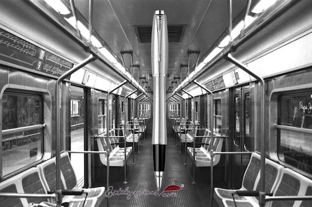 Rollerball Parker Metro