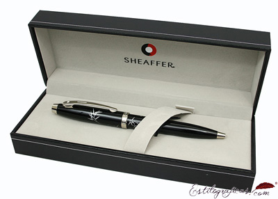 Estuche de roller gift 100 friends of winter de Sheaffer