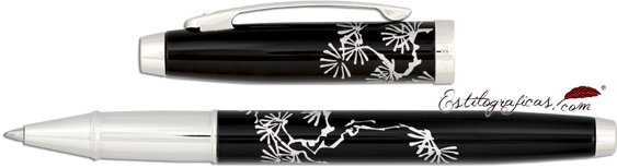 Detalle de roller Friends of Winter pine de Sheaffer