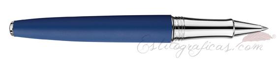 Rollerball Caran d'Ache Léman Blue Night Matt 4779-449
