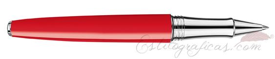 Rollerball Caran d'Ache Léman Scarlet Red 4779-770