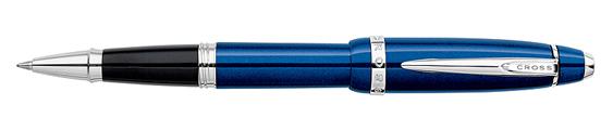 Roller Cross Affinity Azul joya con detalles cromados