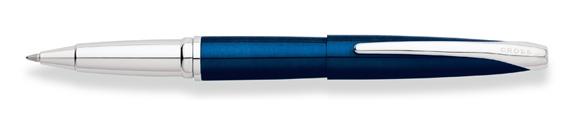 Roller Cross ATX Laca Translúcida Azul