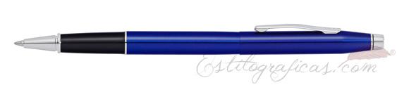 Rollerball Cross Classic Century Laca Azul Translúcida AT0085-112