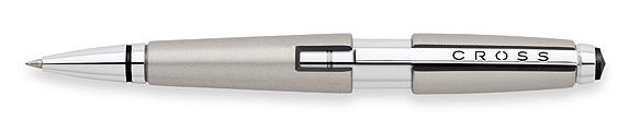 Roller Cross Edge resina titanio sónico y detalles cromados abierto