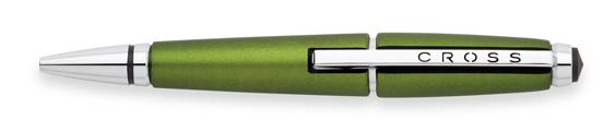 Roller Cross Edge resina verde octano y detalles cromados cerrado