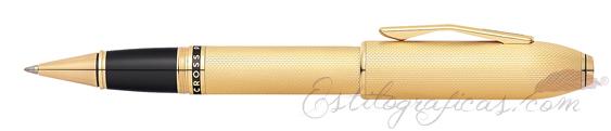 Rollerball Cross Peerless 125 Oro Laminado AT0705-4