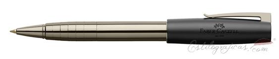 Roller Faber-Castell Loom Gunmetal Brillante 149245