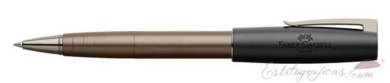 Roller Faber-Castell Loom Gunmetal Mate 149265