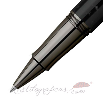 Roller Graf von Faber-Castell Pen of the Year 2018 Negro Punta