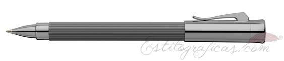 Roller Graf von Faber-Castell Tamitio Gris Piedra 141598