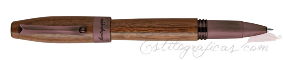 Rollerball Montegrappa Heartwood Nogal ISFOWRIW