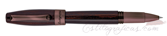 Rollerball Montegrappa Heartwood Teca ISFOWRIT