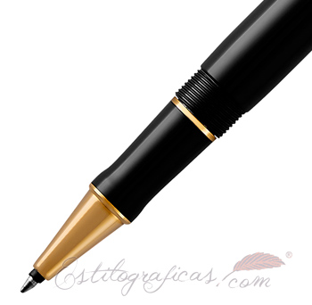 Punta Rollerball Parker Duofold Classic Negro GT