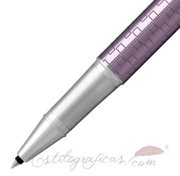 Punta de Roller Parker IM Premium Violeta Oscuro CT