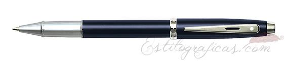 Rollerball Sheaffer Gift 100 Azul Mate Pavonado 9318-1