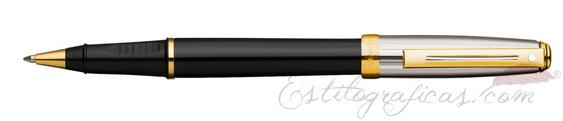 Rollerball Sheaffer Prelude laca negra y paladio GT 337-1