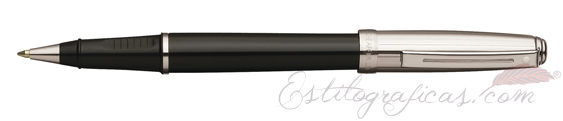 Rollerball Sheaffer Prelude laca negra y paladio CT 9134-1