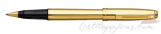 Rollerball Sheaffer Prelude Oro Acanalado 368-1