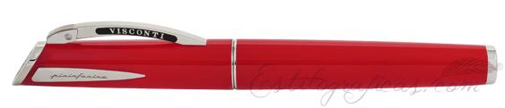 Roller Visconti Pininfarina Regular Red cerrado