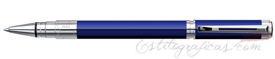 Roller Waterman Perspective Blue CT
