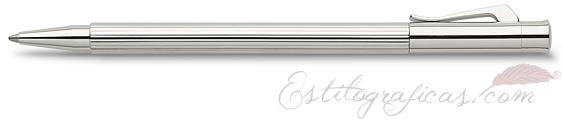 Bolígrafo Graf von Faber-Castell Slim Paladio