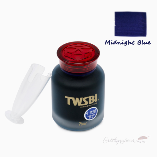 Tinta Twsbi Midnight Blue- M2531450