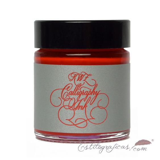 Tinta KWZ Callygraphy Ink Red