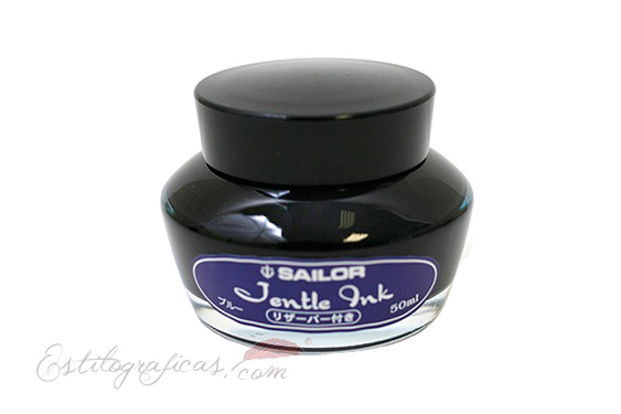 Tintero Sailor Jentle Azul