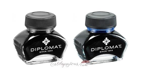 Tinteros Diplomat D10275220 - D20000324