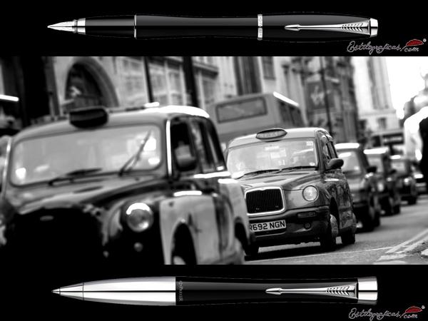 Colección Parker Urban London Cab
