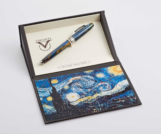 Estilográfica Visconti Starry Night
