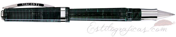 Roller Visconti Wall Street Verde