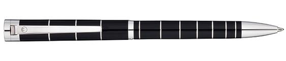 Bolígrafo Waldmann Pantera Lacado Negro Brillante 0057