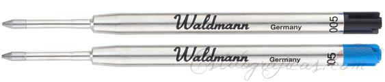 Recambios para Roller Capless Waldmann modelo 0112 y 0113