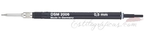 Mecanismo Portaminas para bolígrafos Waldmann modelo 0118 y 0119